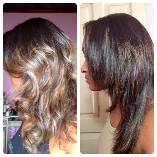 como clarear o cabelo naturalmente