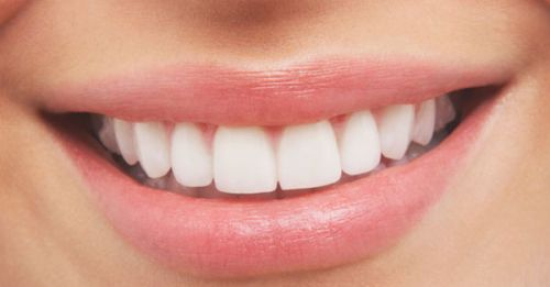 dentes claros