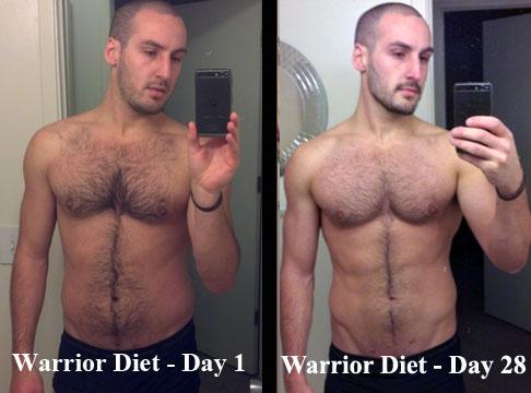 dieta do guerreiro como fazer