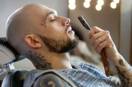 estilos de barba carecas