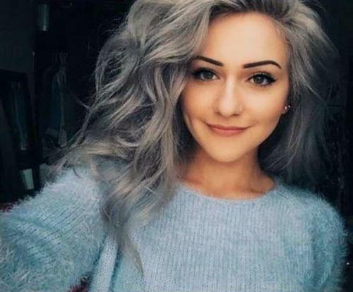 granny hair como manter saudável