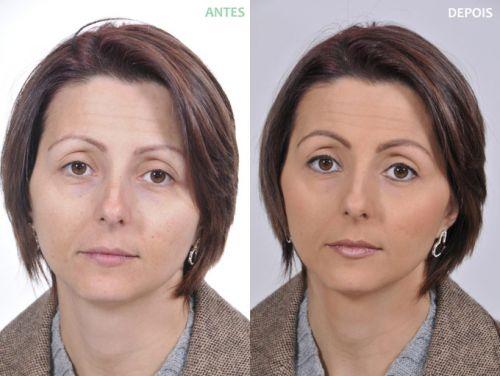 maquiagem definitiva nos olhos preço