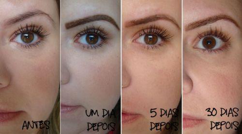 micropigmentação esfumada resultados