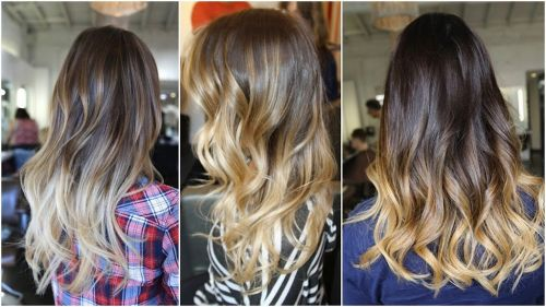 ombre hair degrade