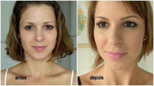 resultados micropigmentação esfumada