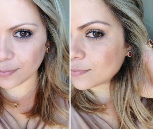 sobrancelha de henna loiras