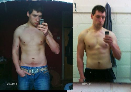 warrior diet antes e depois