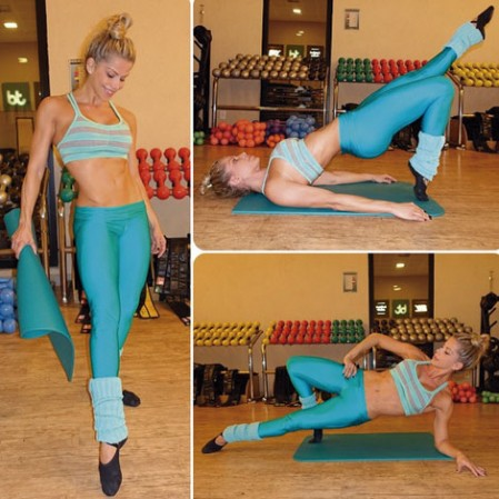 ballet fitness como fazer