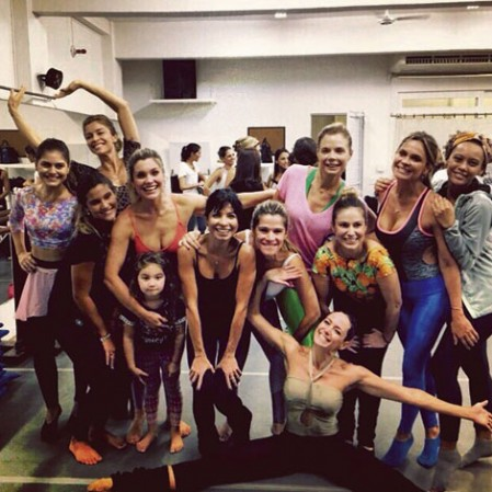 ballet fitness quem faz