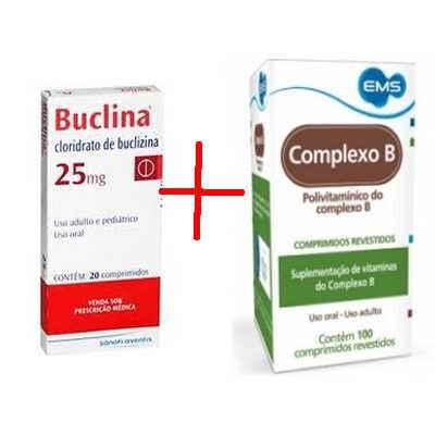 buclina complexo b