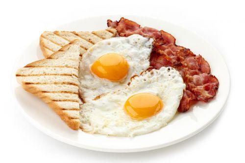café da manhã saudável para engordar