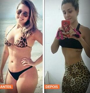 crossfit antes e depois