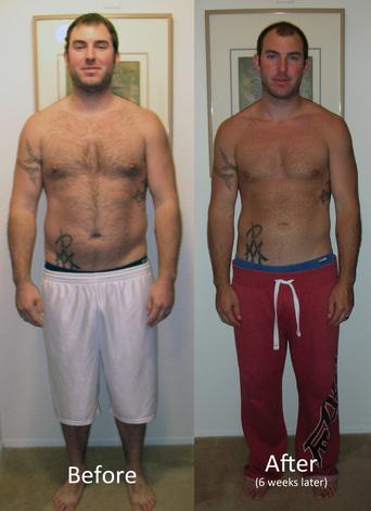 dieta da proteína antes e depois