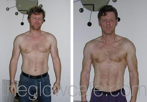 dieta da proteína resultados homem