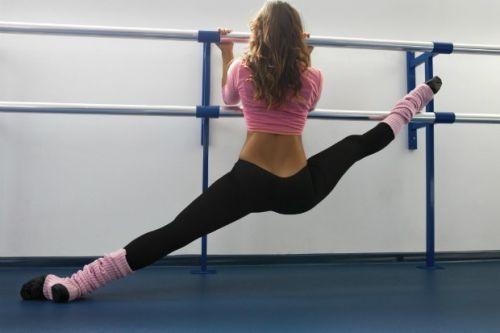 exercicios ballet fitness