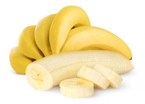 frutas ricas em proteínas banana