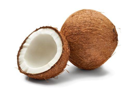 frutas ricas em proteínas coco