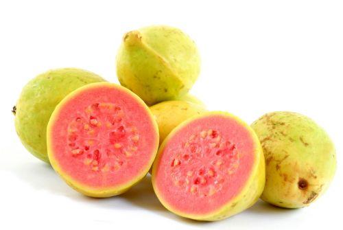 frutas ricas em proteínas goiaba