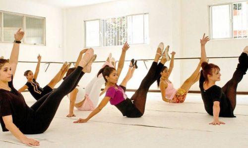 o que é ballet fitness